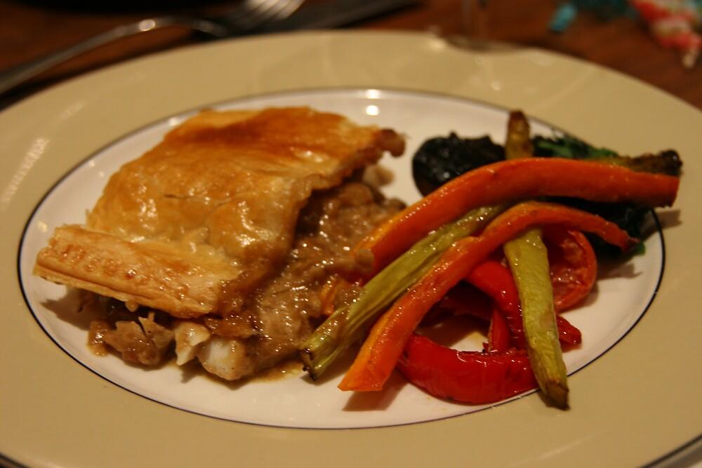 snapper pie by kimtruong