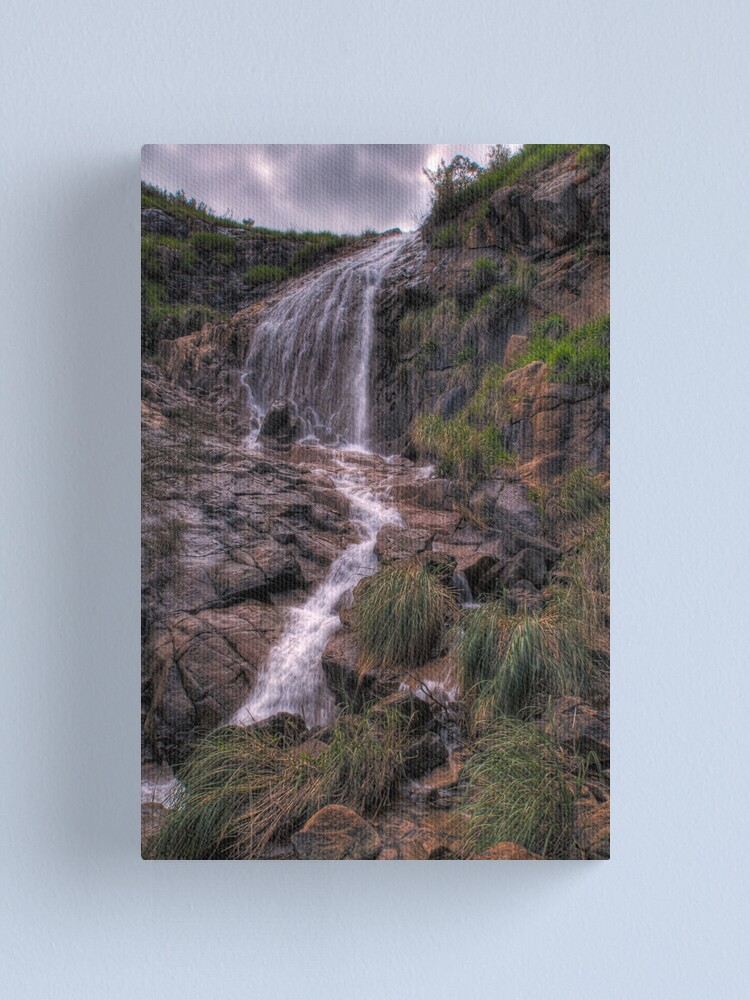 Alternate view of The Falls Canvas Print