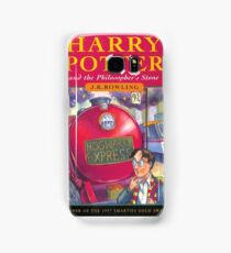 Harry Potter Book Cover Samsung Galaxy Case/Skin
