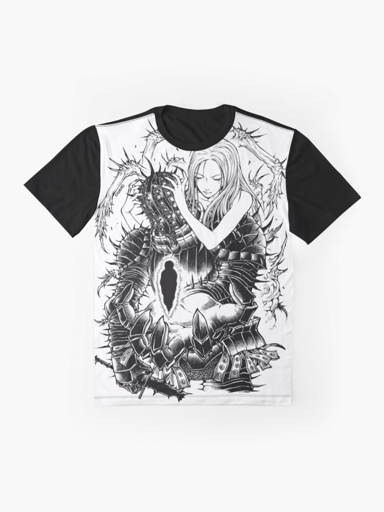 Alternate view of Kirk of thorns Graphic T-Shirt