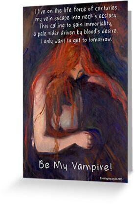 Vampire Valentine by EyeMagined