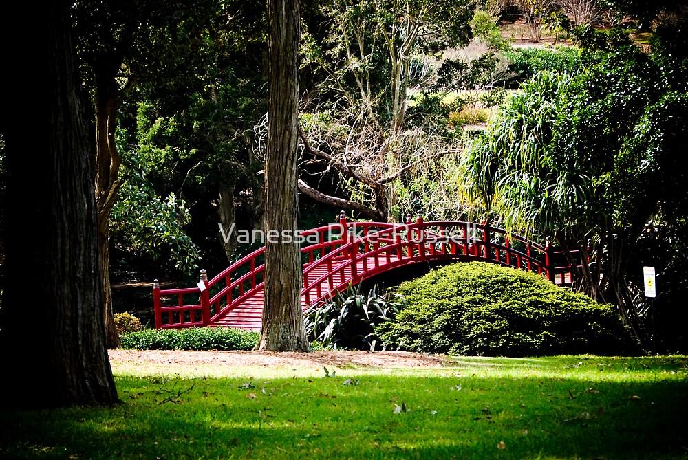 Wollongong Botanic Gardens by Vanessa Pike-Russell