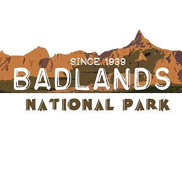 Parque Nacional Badlands Viajes Parque Estatal Dakota del Sur Estados Unidos de Cbsbundles