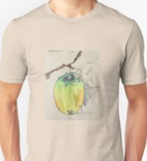 Persimmon and Grasshopper T-Shirt