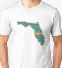 Fins Map T-Shirt