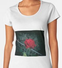 Red Red Rose Women's Premium T-Shirt