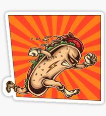 Hot Dog Hero / Foodietoon Sticker