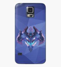 Visage Low Poly Art Case/Skin for Samsung Galaxy