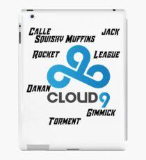 Cloud 9 Rocket League iPad Case/Skin