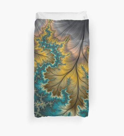 Autumn Strikes Duvet Cover