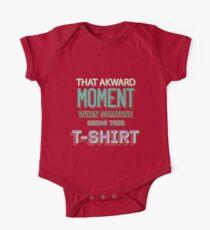 That Akward Moment Kids Clothes