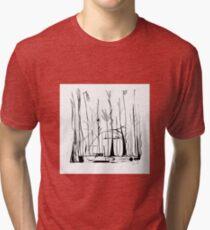 LoFi Hip Hop Tri-blend T-Shirt