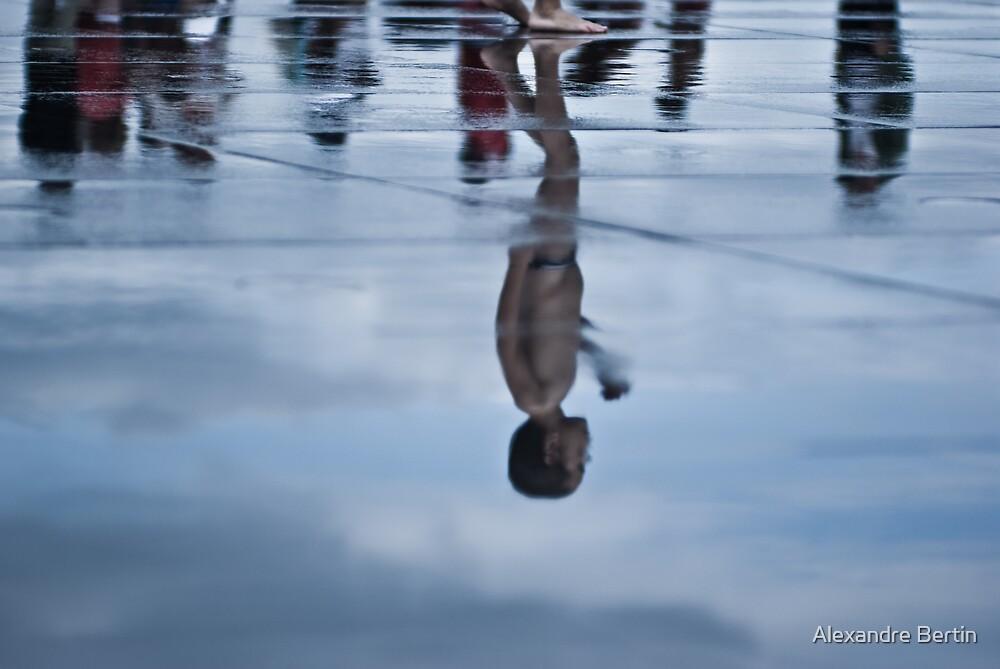 The Shadow Walker by Alexandre Bertin