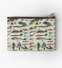 1920's Fishing Flies Studio Pouch