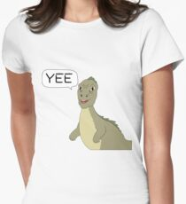 Yee Women's Fitted T-Shirt