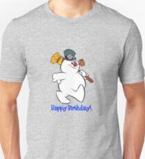 Frosty: Happy Birthday! T-Shirt