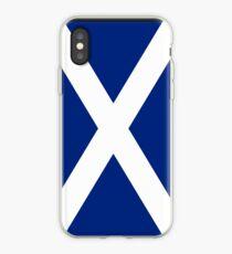 Scottish Independence Flag Scotland T-Shirt iPhone Case