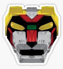 Black Lion Sticker