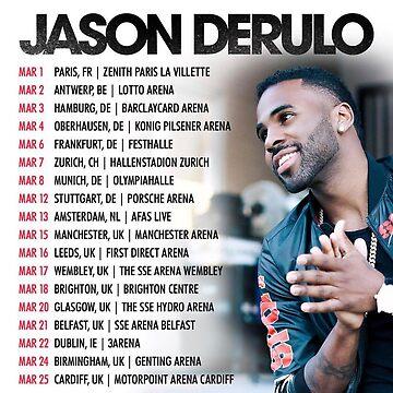 Jason Derulo Tour  Uk