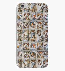 Michaelangelo - Sistine Chapel Ceiling iPhone Case