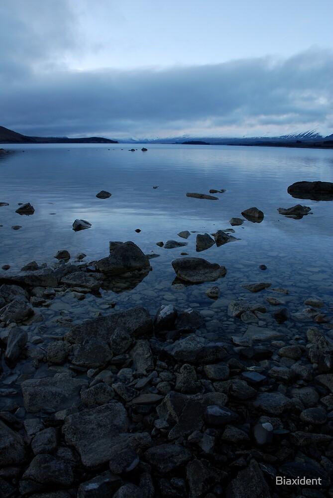 Lake Tekapo  by Biaxident