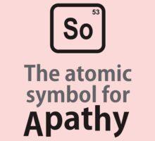Atomic Symbol for Apathy