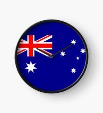 Australia Flag Duvet - Australian Bedspread Clock