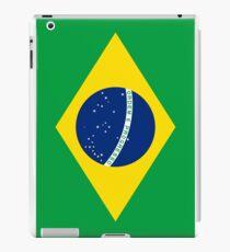 Brazil Flag - Brazilian T-Shirt iPad Case/Skin