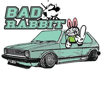 BAD RABBIT by chasemarsh