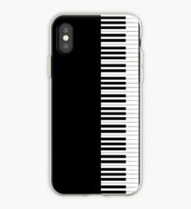 Vinilo o funda para iPhone Cool Piano Keyboard Duvet Cover Musical Camiseta