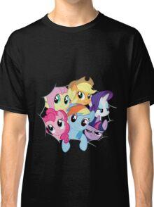 Mane Six Break Out! Classic T-Shirt