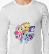 Mane Six Break Out! T-Shirt