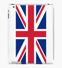 United Kingdom Flag - Union Jack T-Shirt iPad Case/Skin