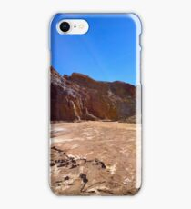 Chile Mountain  iPhone Case/Skin