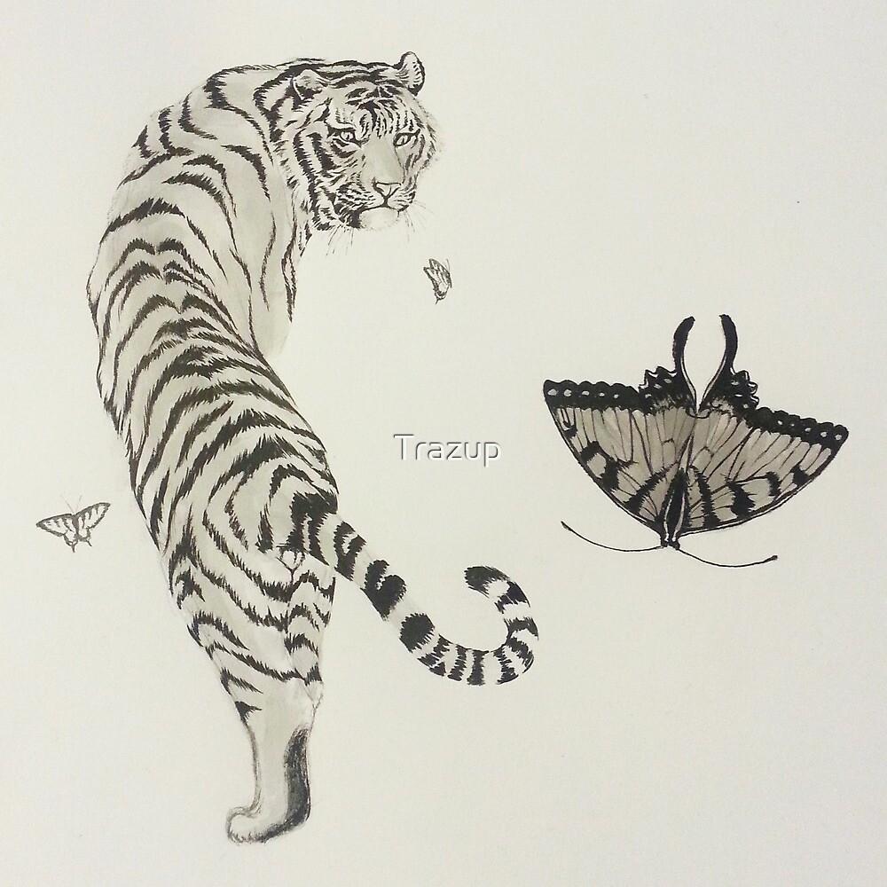 traditional korean tiger art wwwpixsharkcom images