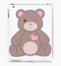 Lost Teddy Bear iPad Case/Skin