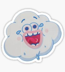 LAUGHING CLOUD ANIMATION Sticker