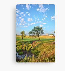 Farm in Butler County 3 Canvas Print