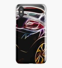 Glowing Citroen DS3  iPhone Case/Skin