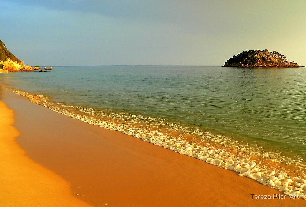 Arrábida. the sea kisses the earth incessantly... by terezadelpilar ~ art & architecture