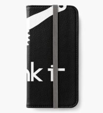 Crank It iPhone Wallet/Case/Skin