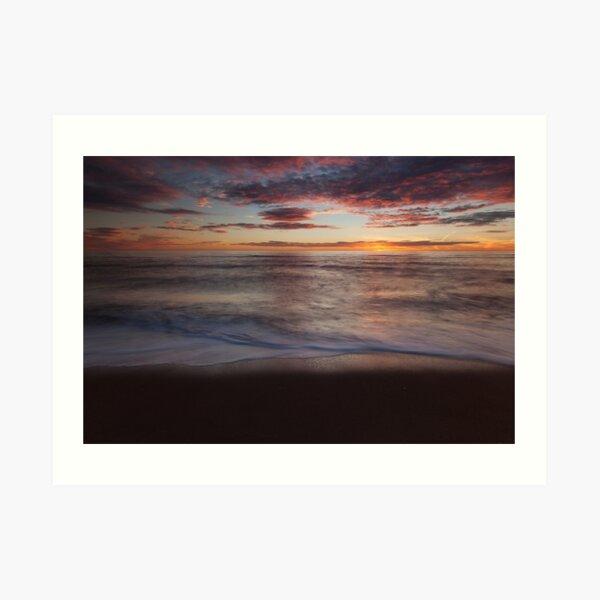 balmedie seascape Art Print