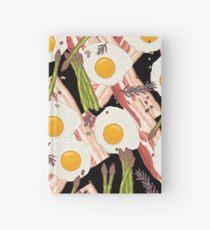 The best breakfast Hardcover Journal
