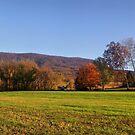 Autumn On The Mountain by James Brotherton
