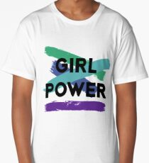 Girl Power Long T-Shirt