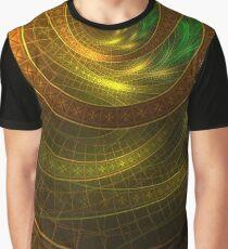 Inside the Boundless Cornucopia of an Endless Fractal Autumn Graphic T-Shirt