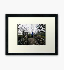 Watch Out For Trolls Sis ,,,,,,,,,,, Framed Print