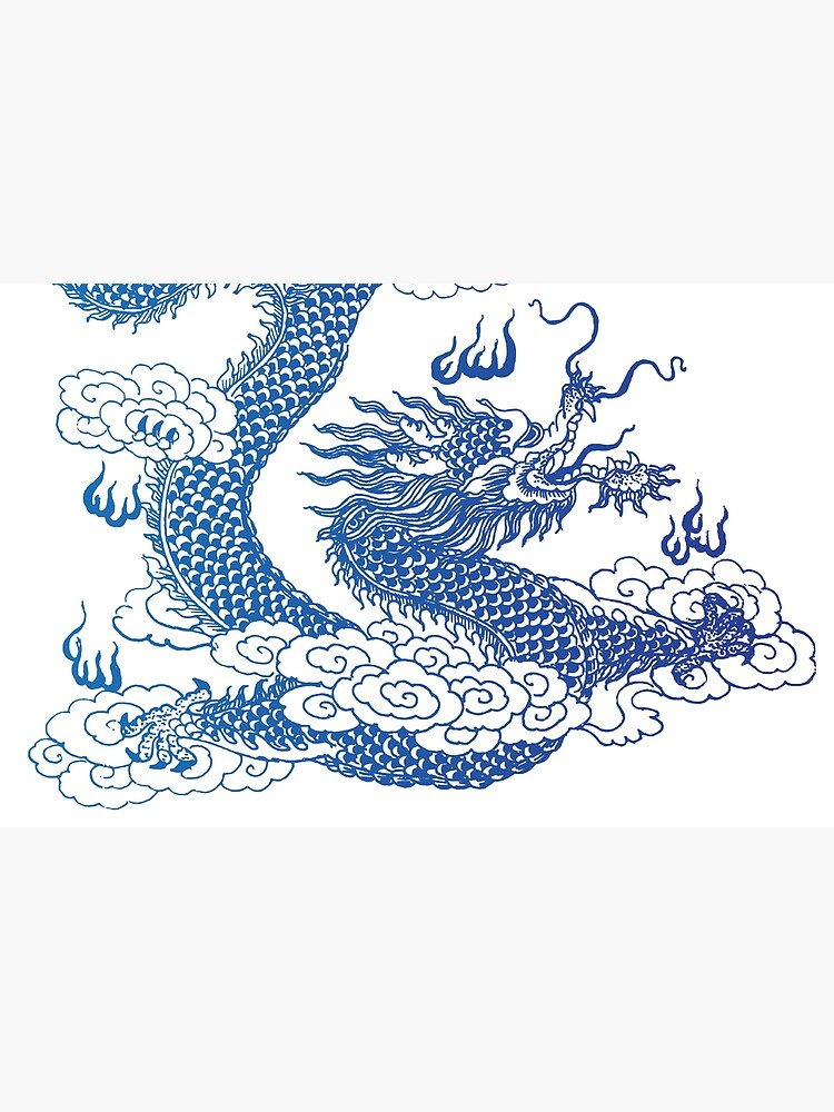 Awesome Asian Dragon by calebprue