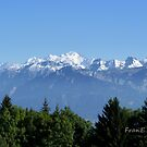 French Alps by poupoune