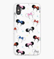 Magical Polka Dot Ears iPhone Case/Skin